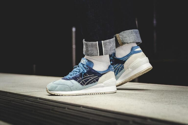 "ASICS Gel-Respector Japanese Gardens ""India Ink"""