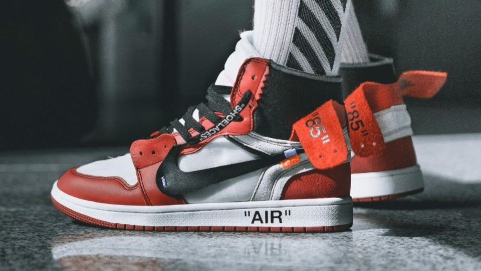 Off-White Air Jordan 1 Releasing in September  cd2eab8c3