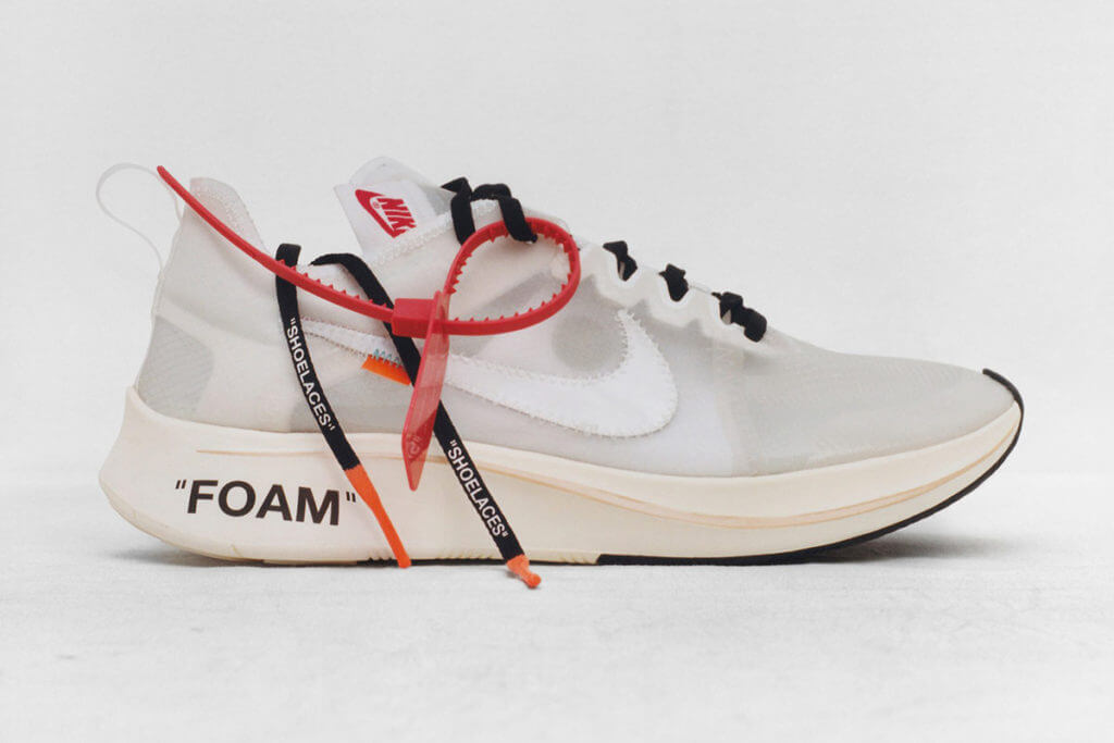 Off White Nike Zoom Vaporfly