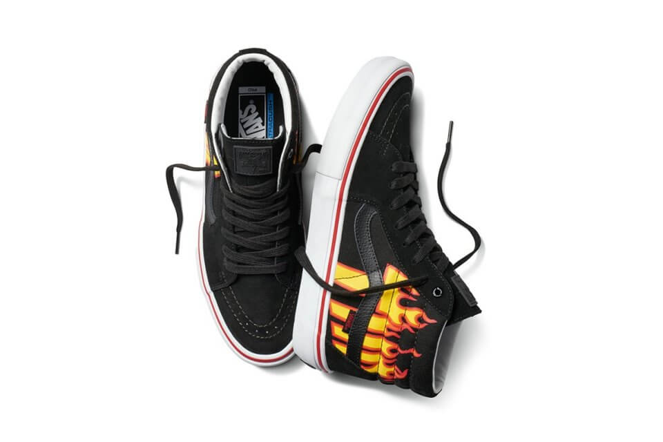 Thrasher x Vans Collaboration