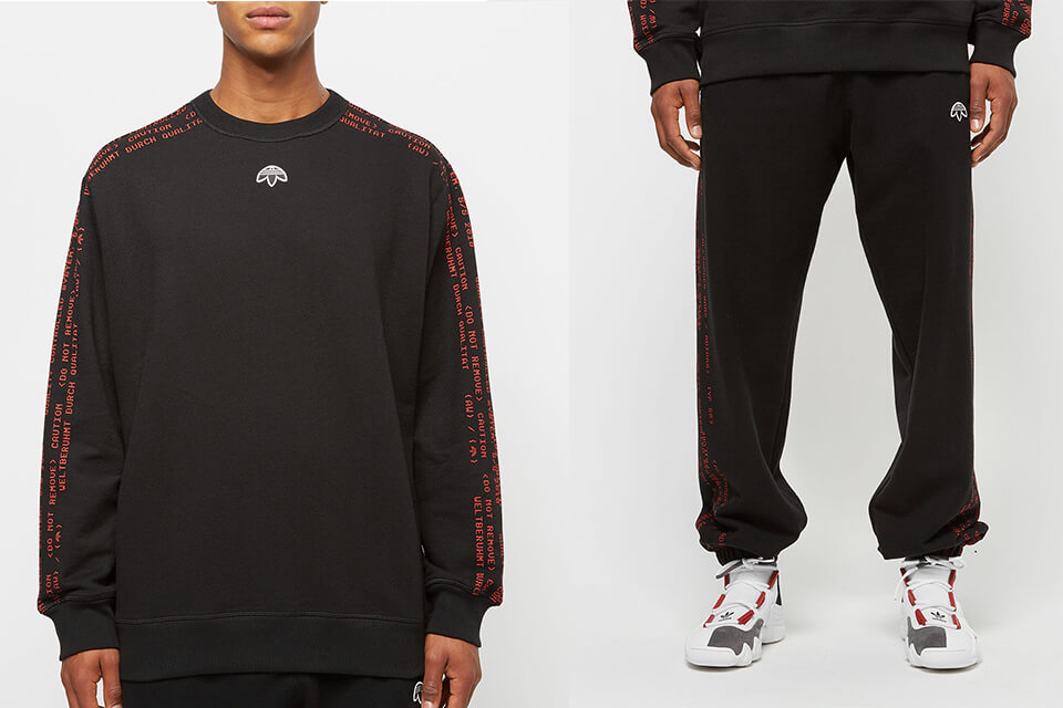 Alexander Wang's Second Drop for Season 3 with adidas ...