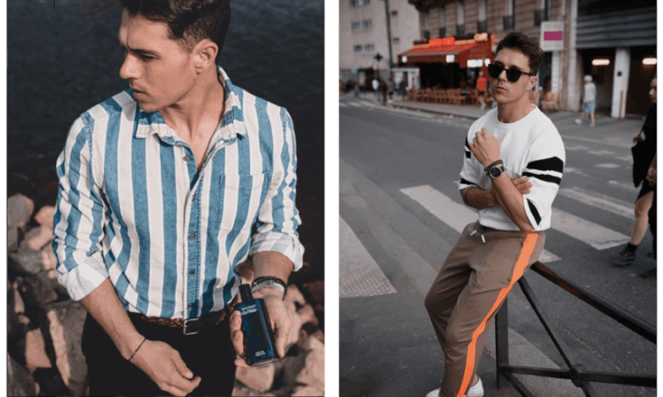 Konstantin Krayer Fashion Blogger Instagram