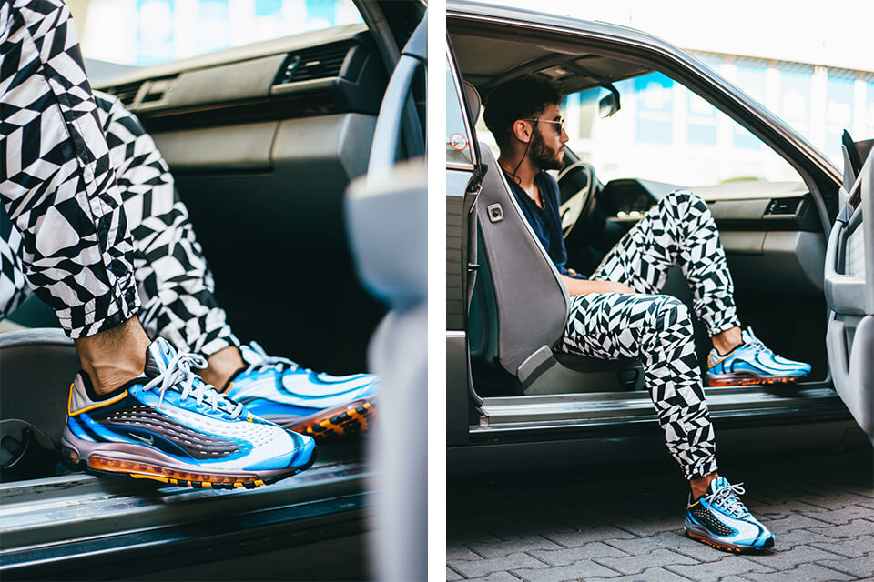 Nike Air Max Deluxe Photo Blue